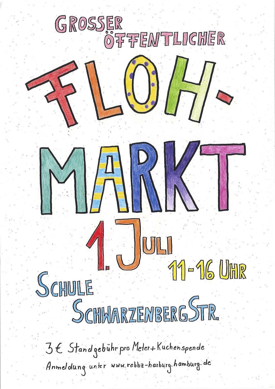 Flohmarkt harburg